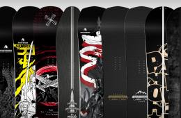 Pathron Snowboards 2018