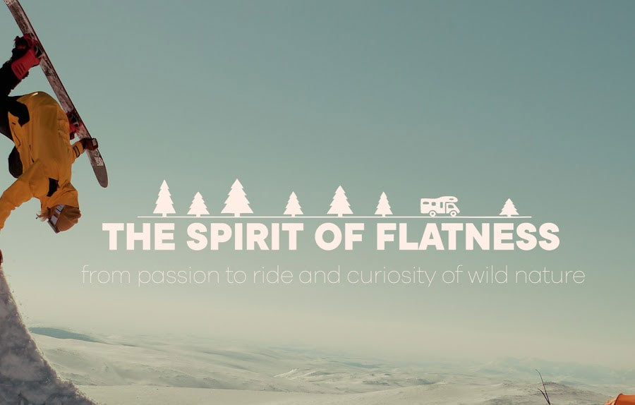 the spirit of flatness