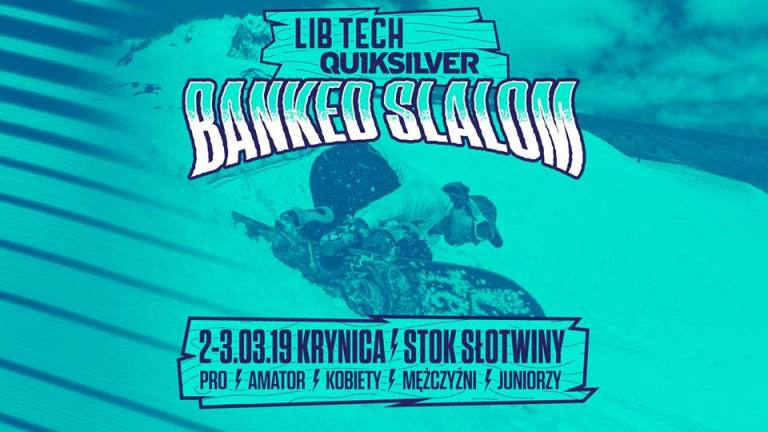 Libtech Quiksilver Banked Slalom 2019